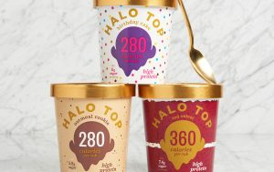 Popular In The US Tubs Of Halo Top Hit Shelves This Side On Pond Earlier Year And Theyve Been A Huge Success Their Mouth Watering Range