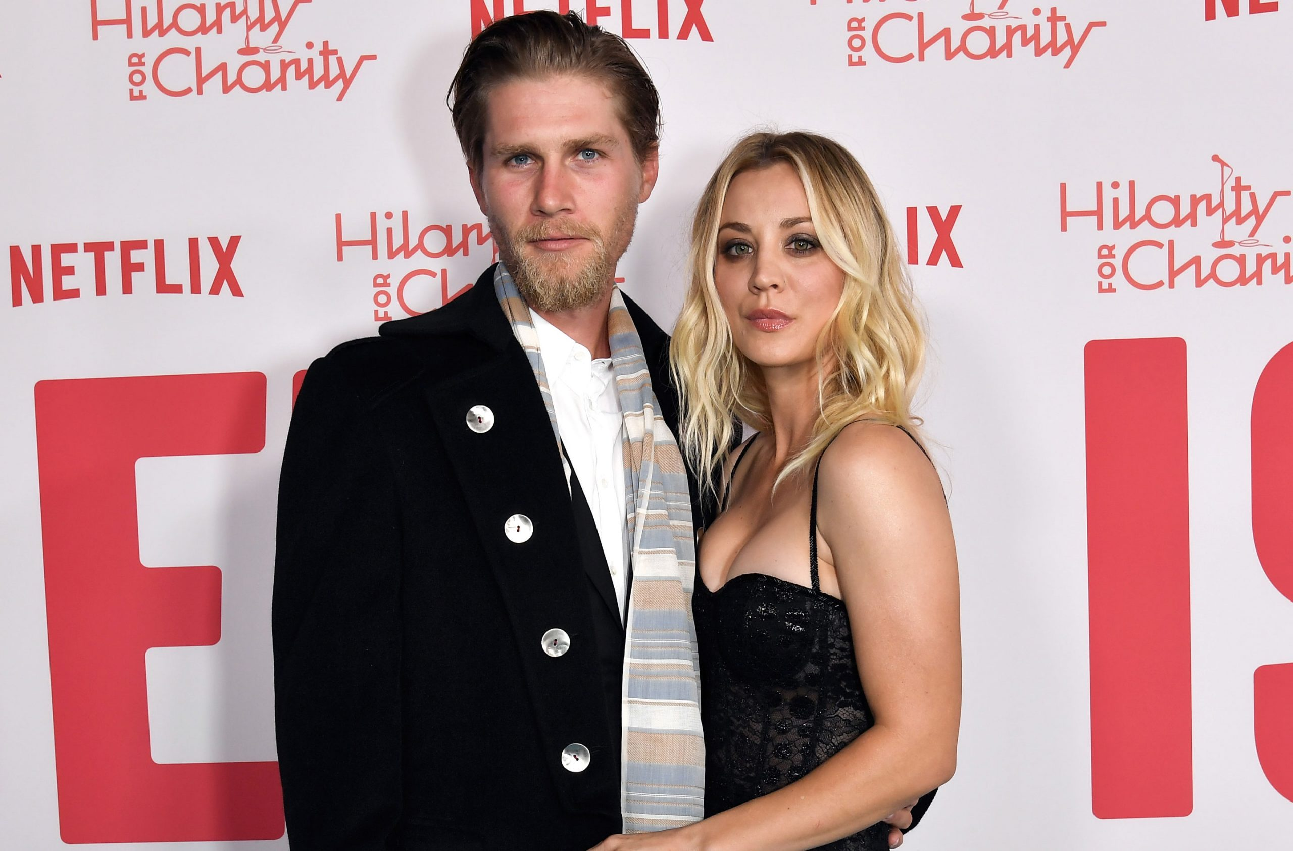 Kaley Cuoco Karl Cook