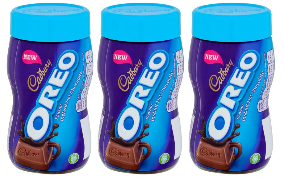 Cadburys Release New Oreo Hot Chocolate And It Sounds