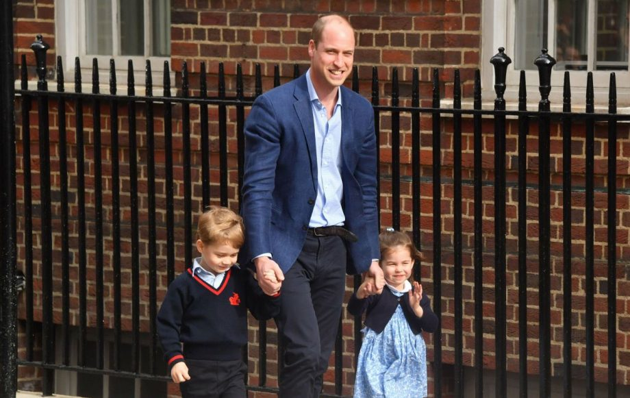 prince william george charlotte