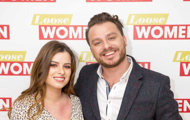 Dapper Laughs and his fiancée Shelley Rae welcome their second child