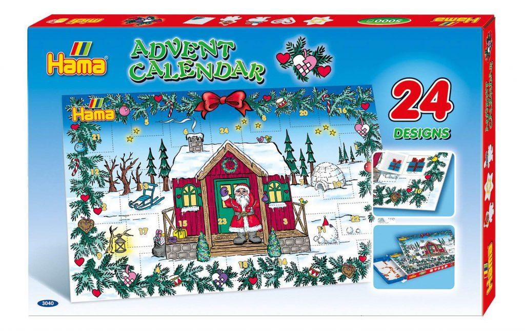 hama advent calendar non chocolate advent calendars