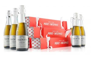 best christmas crackers prosecco