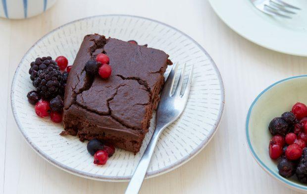 Lisa Rileys Black Bean Brownies