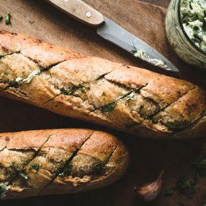 Garlic Bread Starter Recipes Goodtoknow