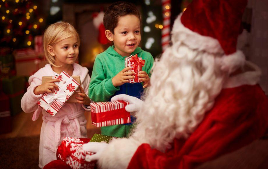 Santa's grottos 2019