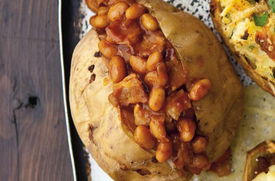 Jacket Potato Fillings You Need To Try For Dinner Today