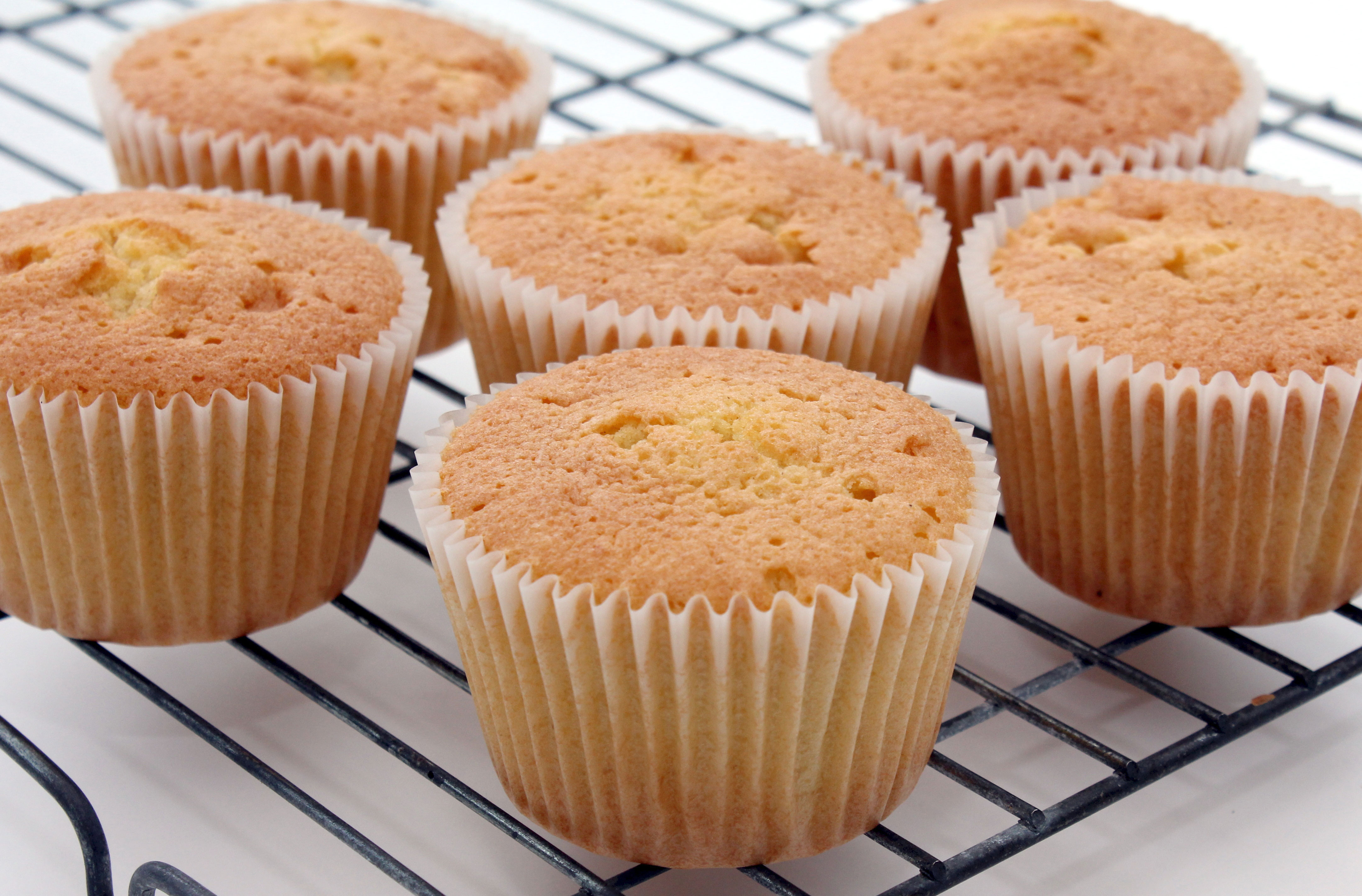 basic cupcake british recipes goodtoknow