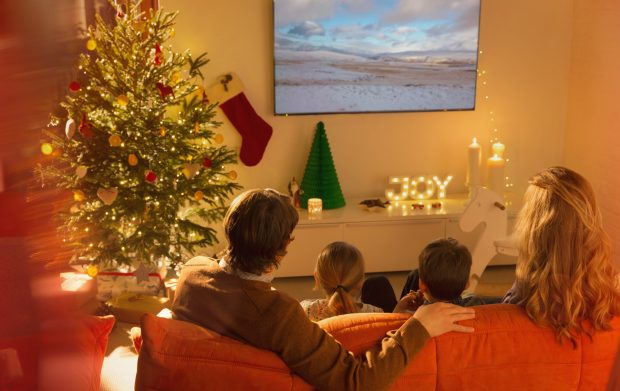 A TV Channel Playing Christmas Movies 24 7 Is About To Launch