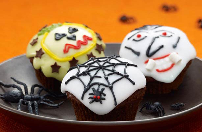 Halloween Fairy Cakes American Recipes Goodtoknow