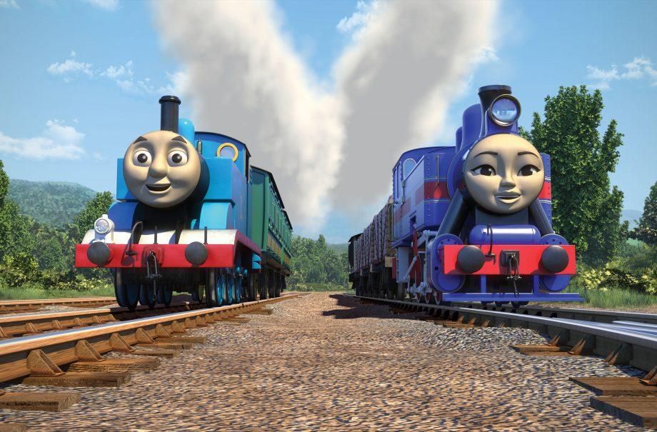 Hong Mei and Thomas