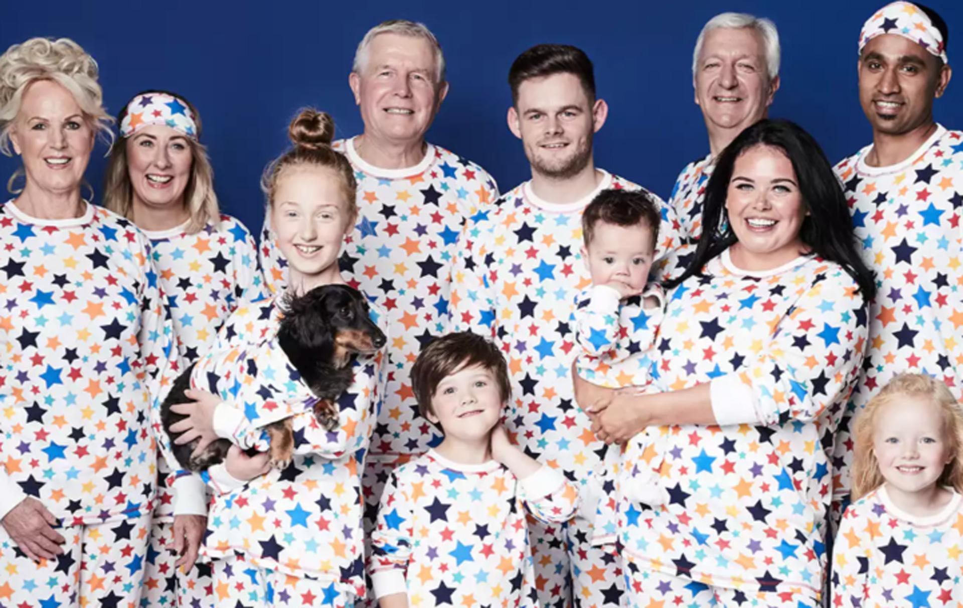 Matalan-matching-pyjamas