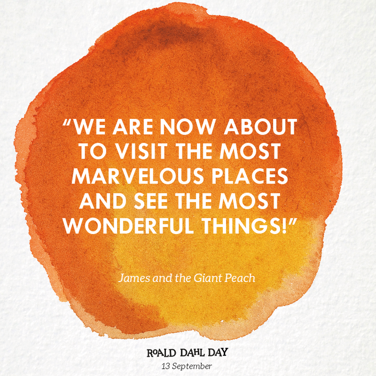 Roald Dahl Quotes The 11 Best Life Lessons Roald Dahl Has Taught Us