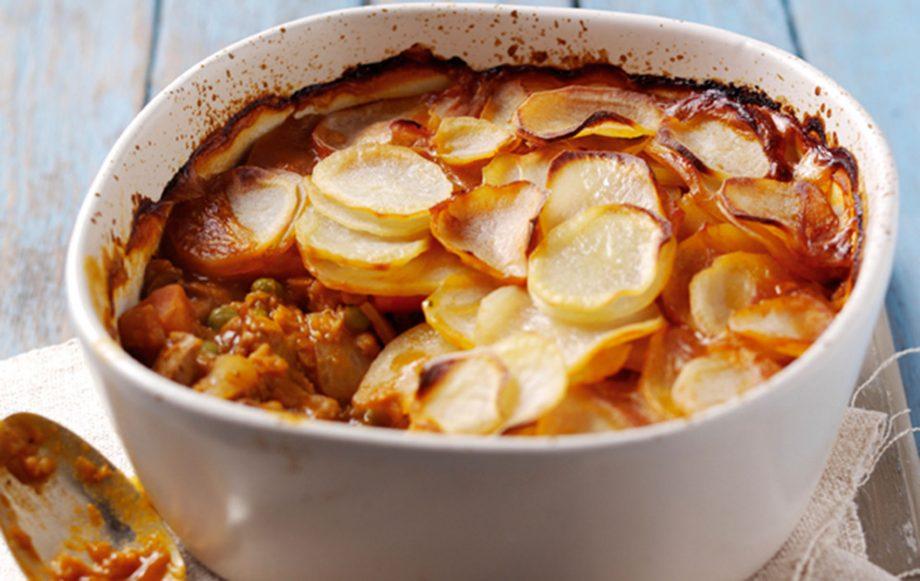 Leftover lamb recipes - lamb hotpot