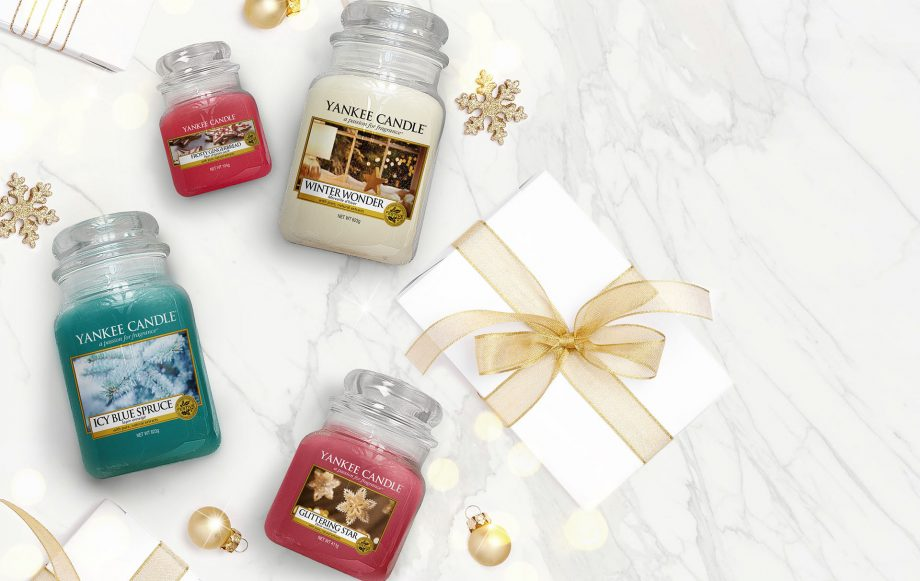 Yankee Candle has dropped their highly-anticipated Christmas