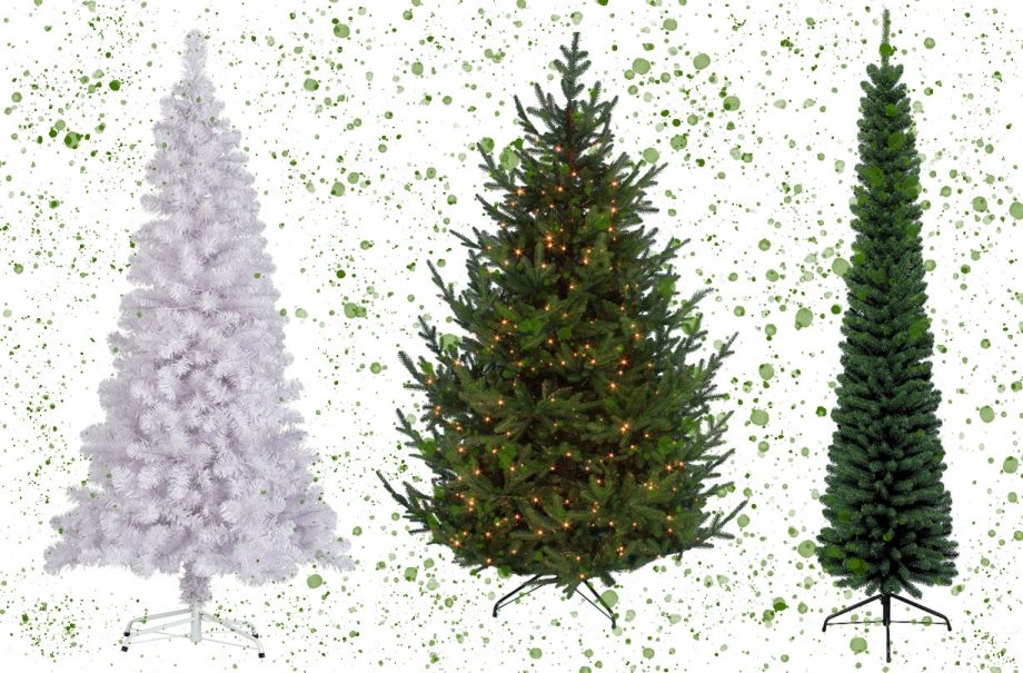 Pictures Of Christmas Trees.Best Artificial Christmas Trees 2018 Goodtoknow