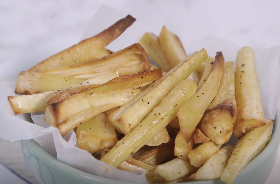 How To Cook Roast Parsnips