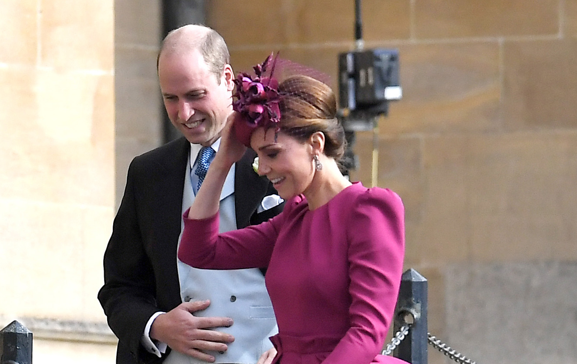 The Kate and William rare sweet moment during the royal wedding you might have missed
