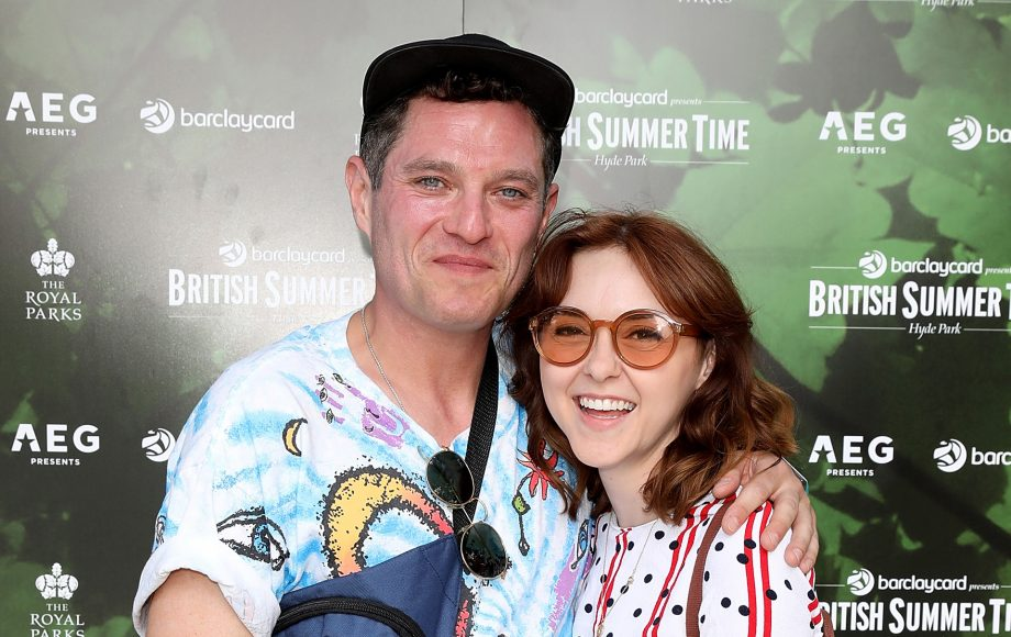 Gavin And Stacey Star Mathew Horne Engaged To Girlfriend Evelyn Hoskins