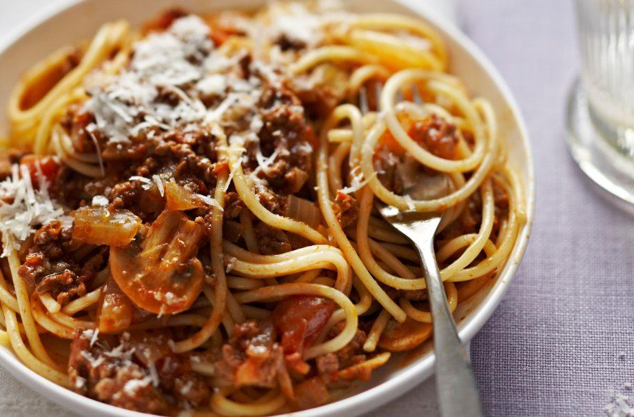 Spaghetti Bolognese Italian Recipes Goodtoknow