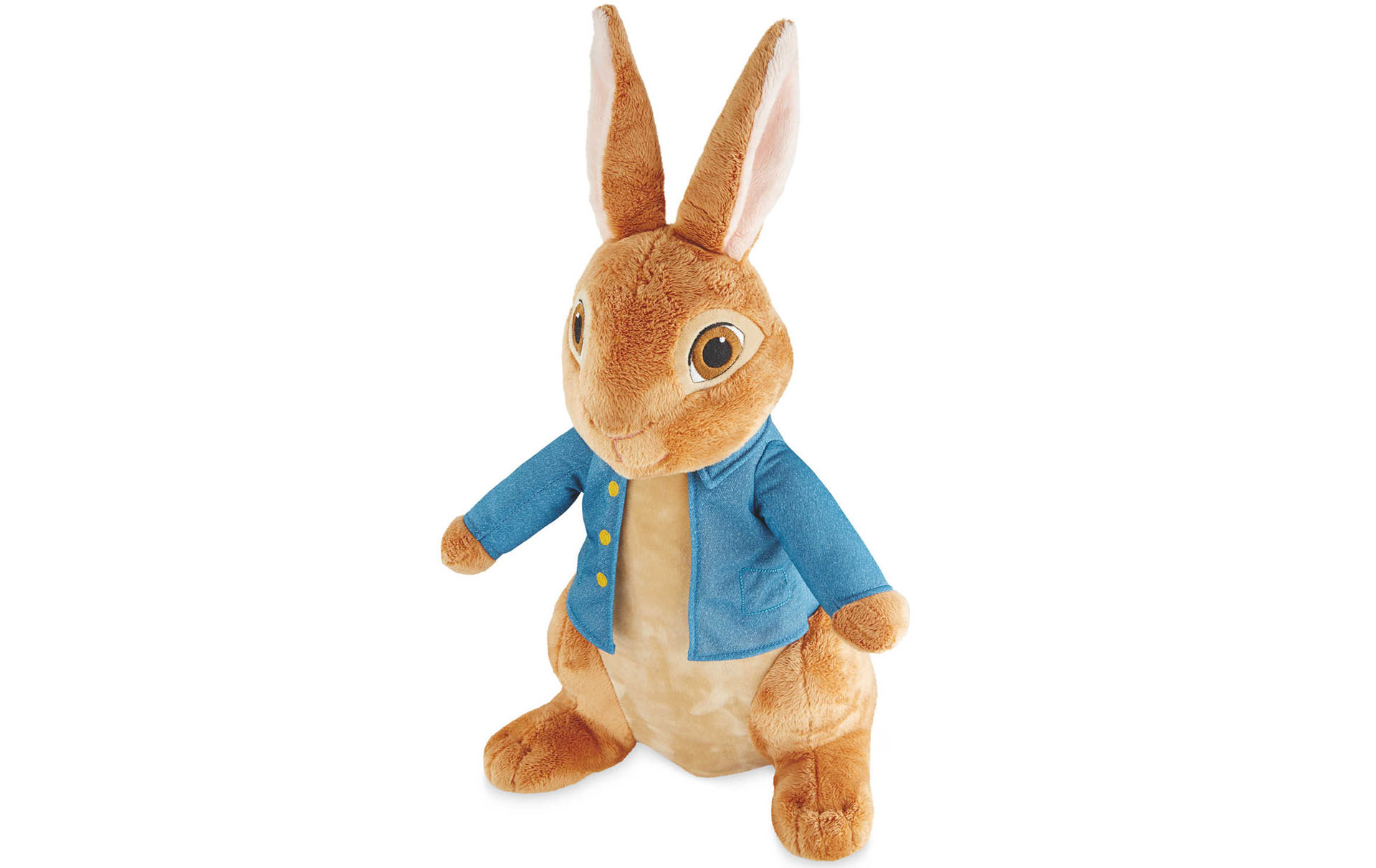 aldi giant peter rabbit soft toy