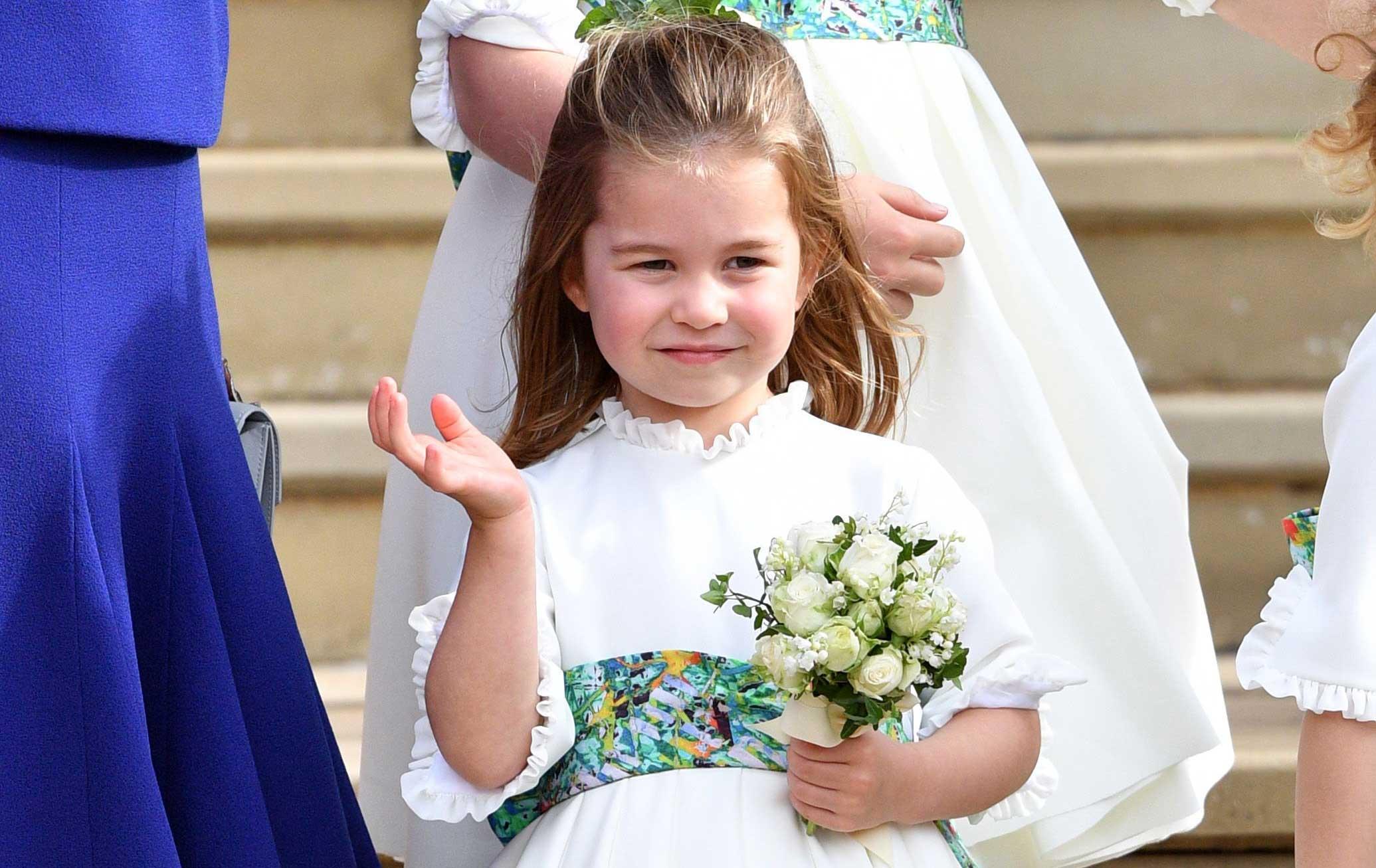 princess charlotte eugenie wedding