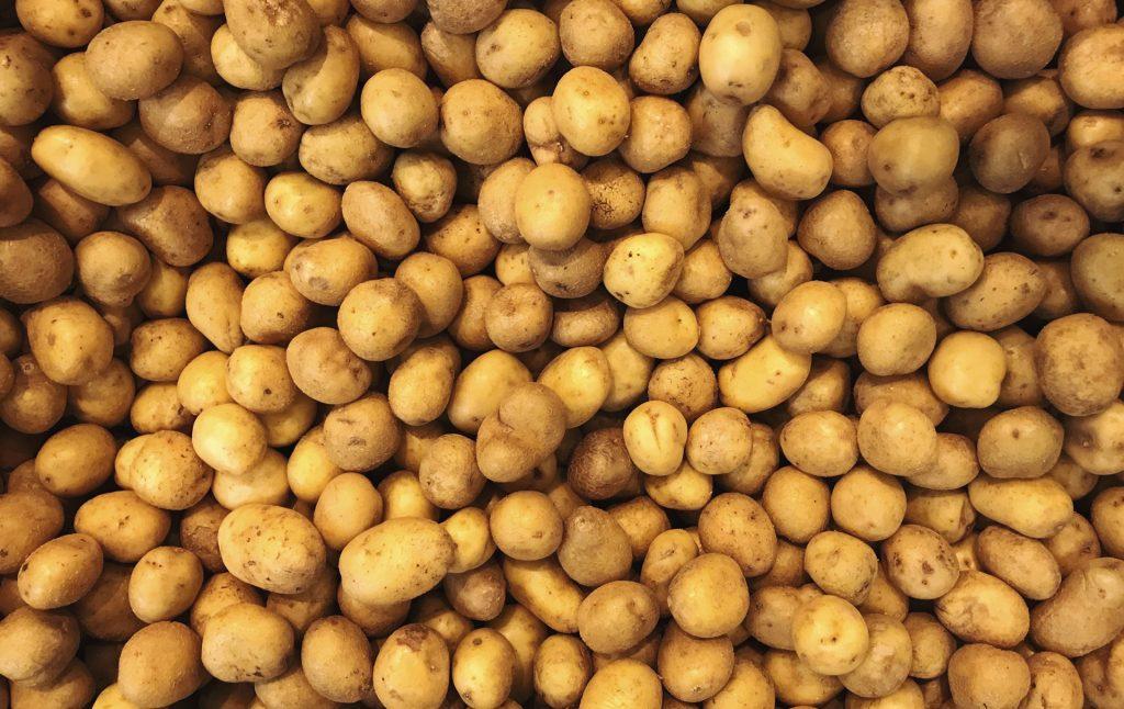 le régime de pommes de terre