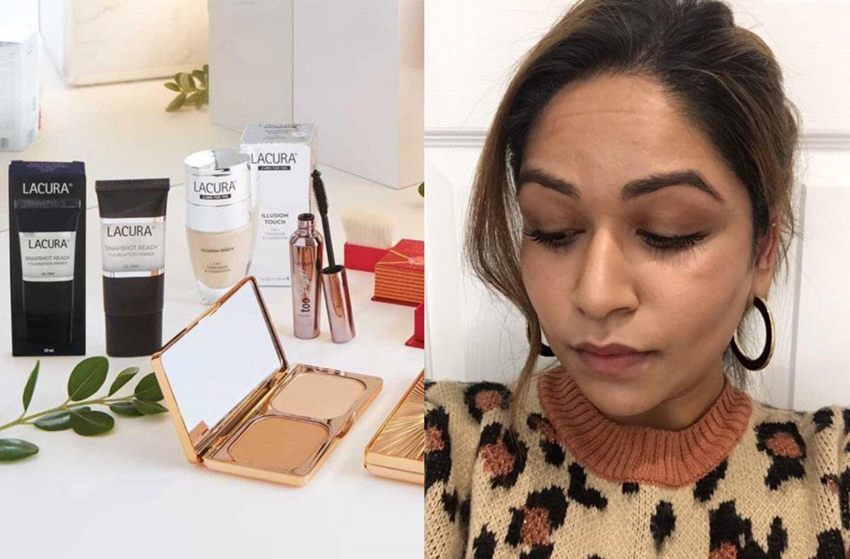 Aldi makeup review