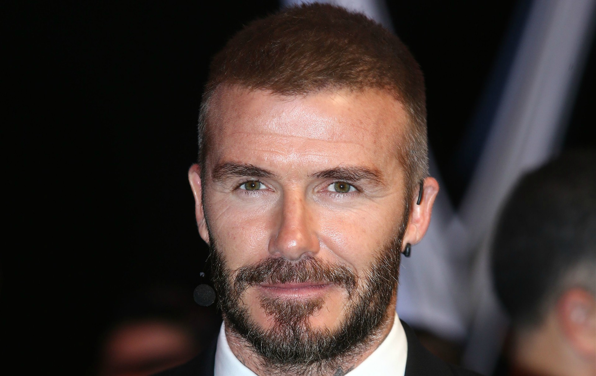 David Beckham Criticised For Sharing Weird Kissing
