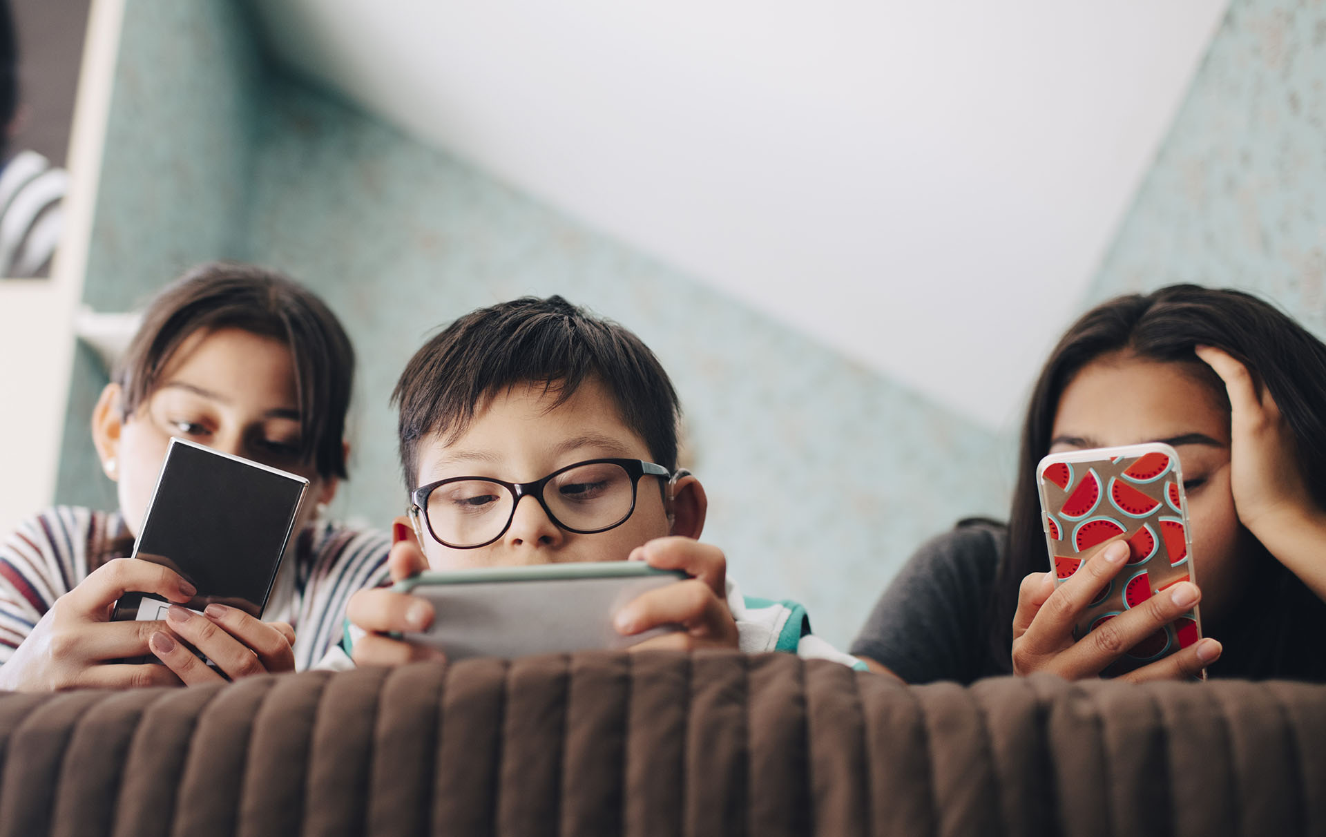 screen time leads to depression