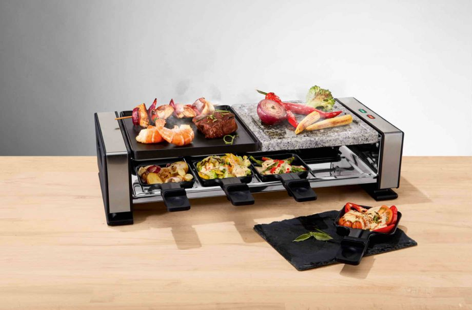Lidl Is Seeling A Raclette Grill To Make All Your Cheesy