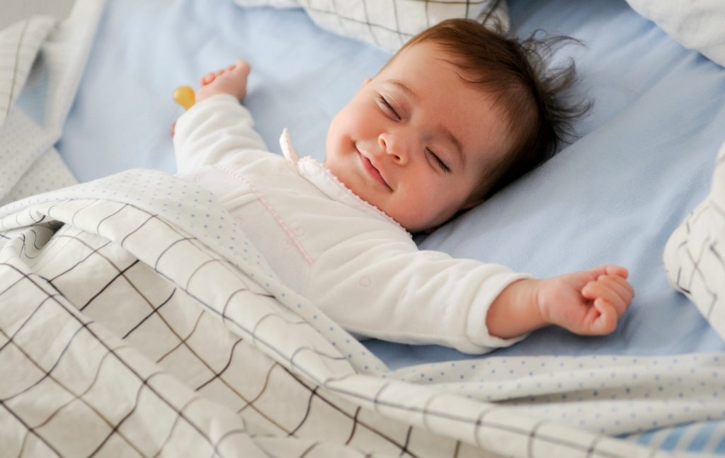 until what age do babies sleep in cribs