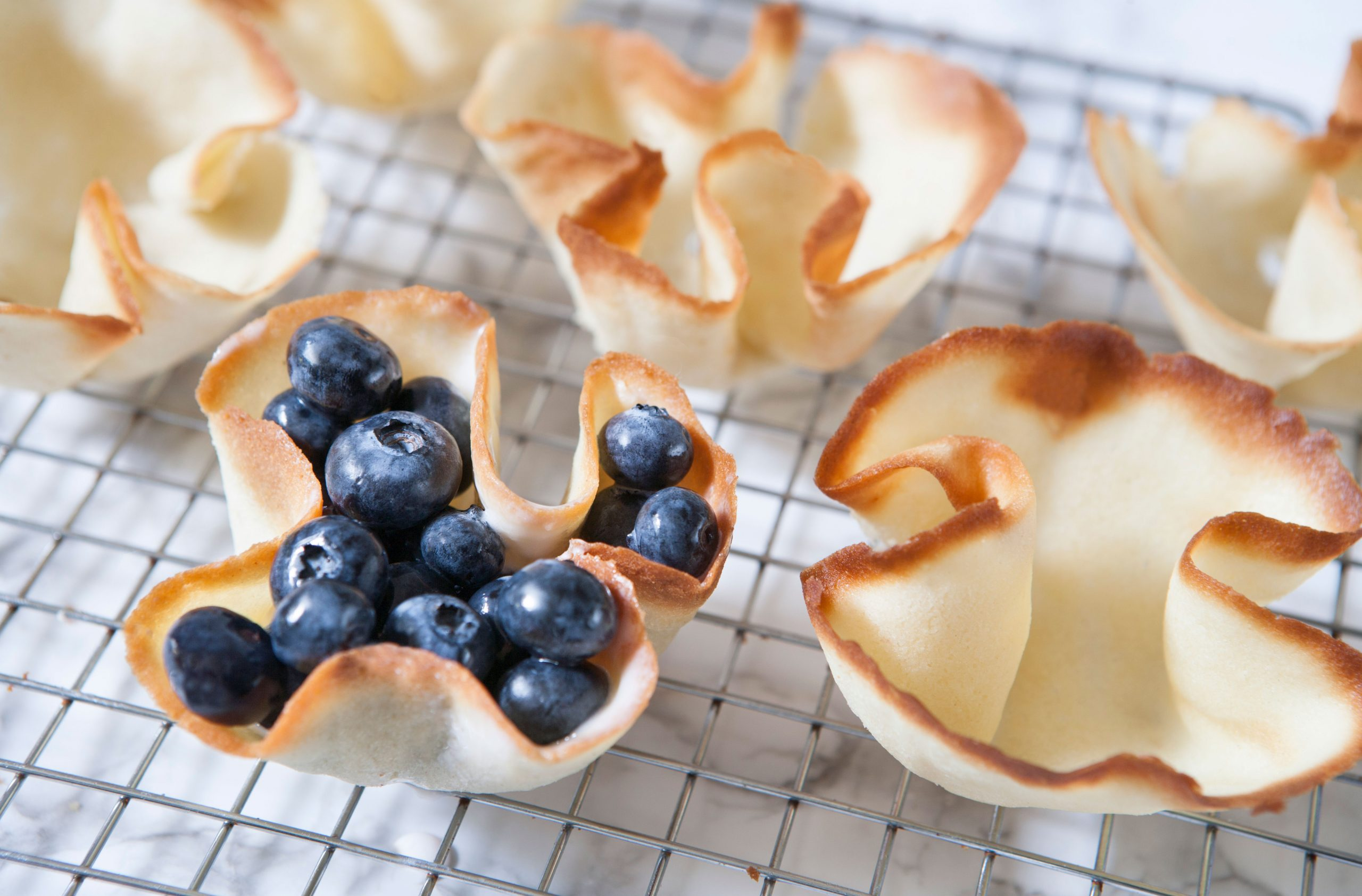 Tuile Biscuits   Baking Recipes