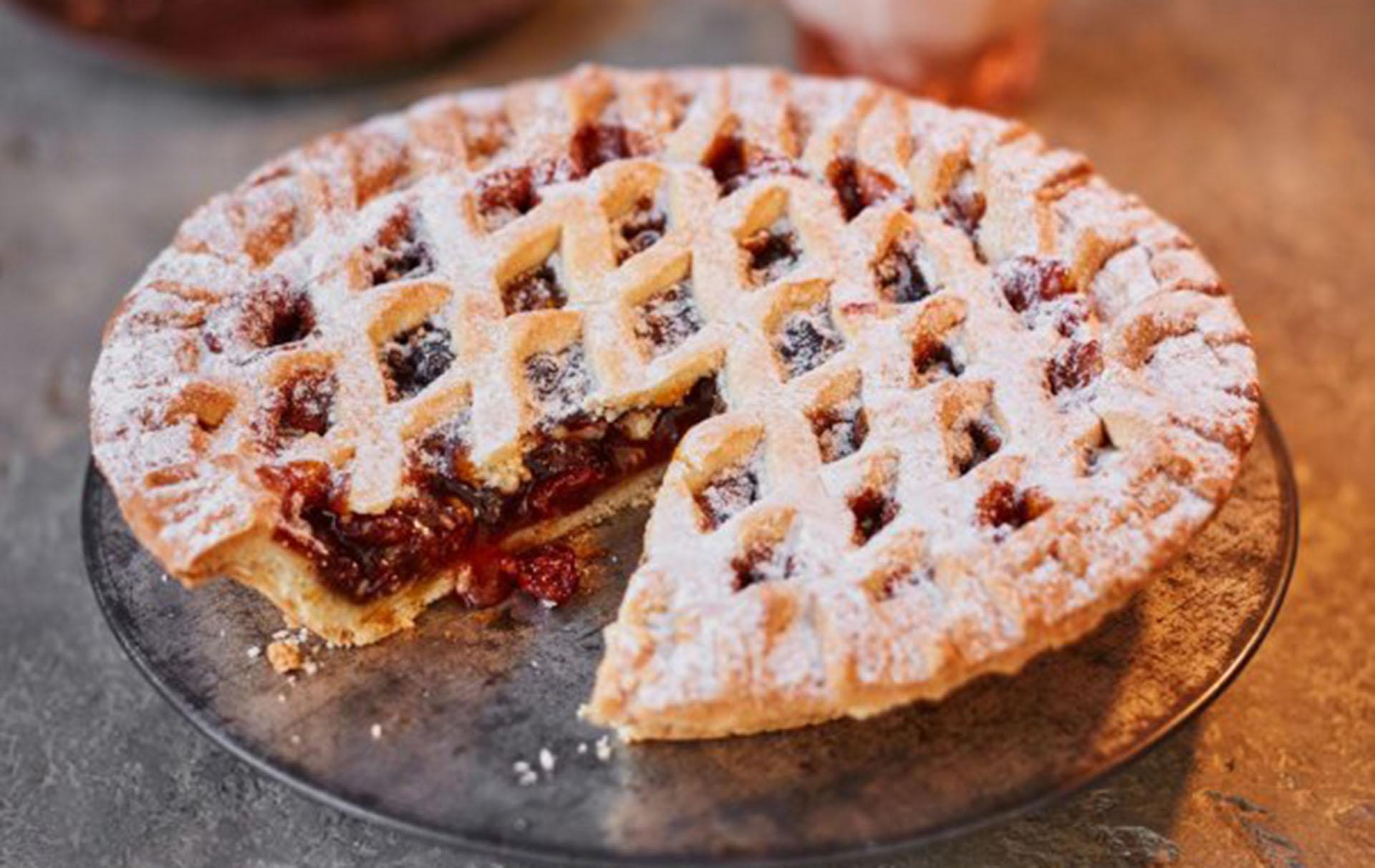 asda giant mince pie