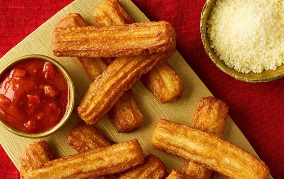 morrisons cheese churros