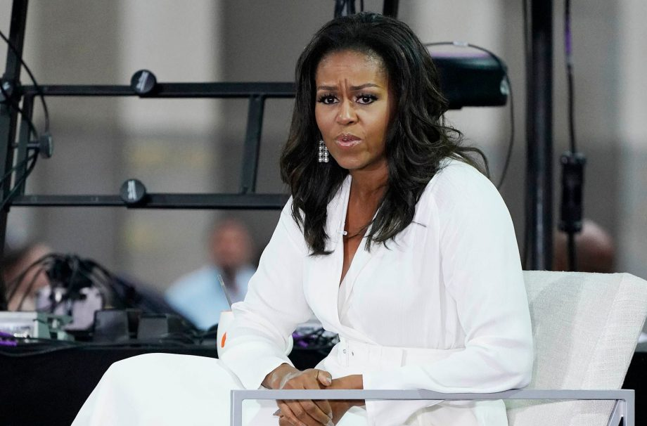 Michelle Obama Reveals She Suffered A Miscarriage And Her Daughters