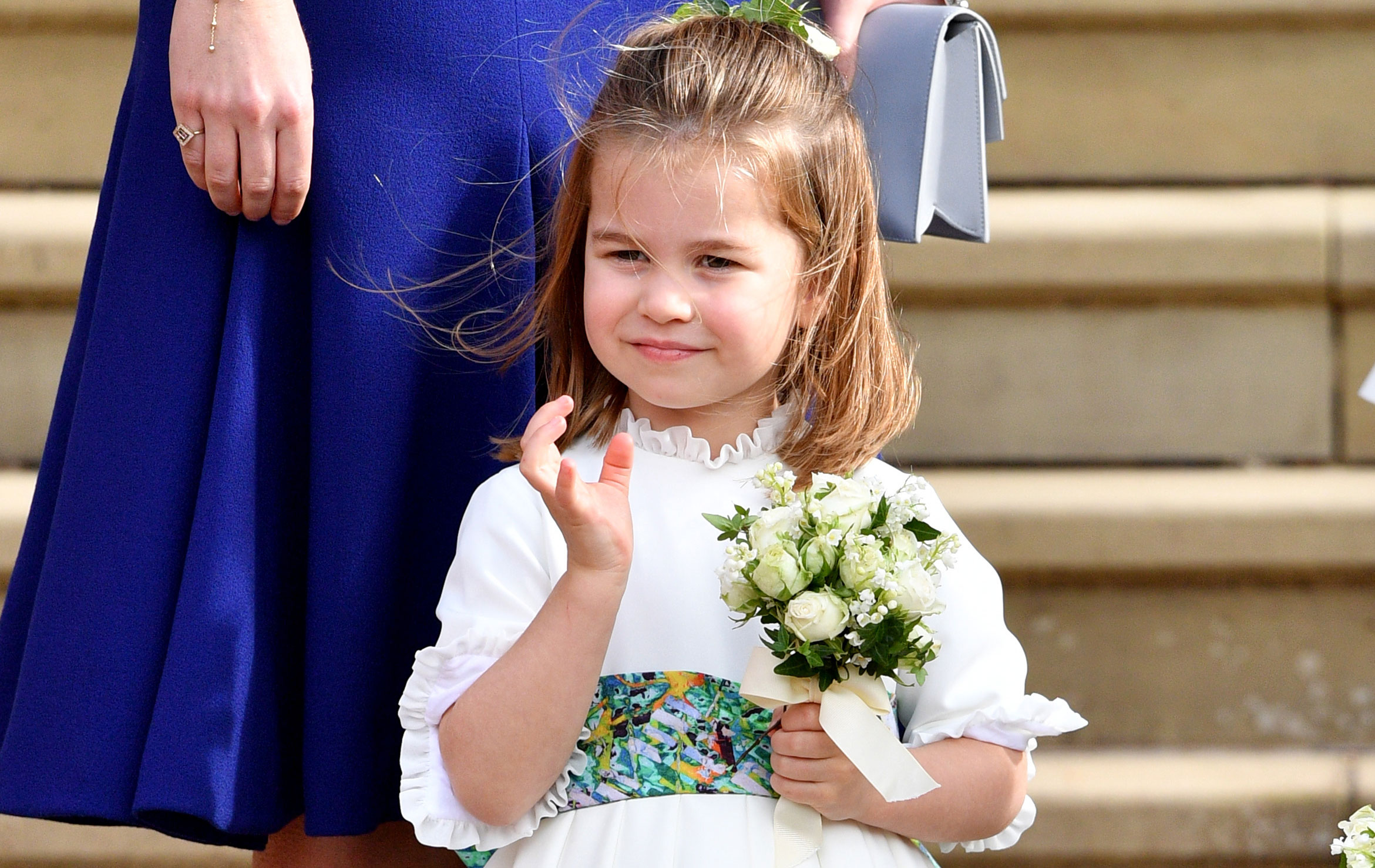 Princess Charlotte may be closer to Prince Charles than Prince George for this sweet reason