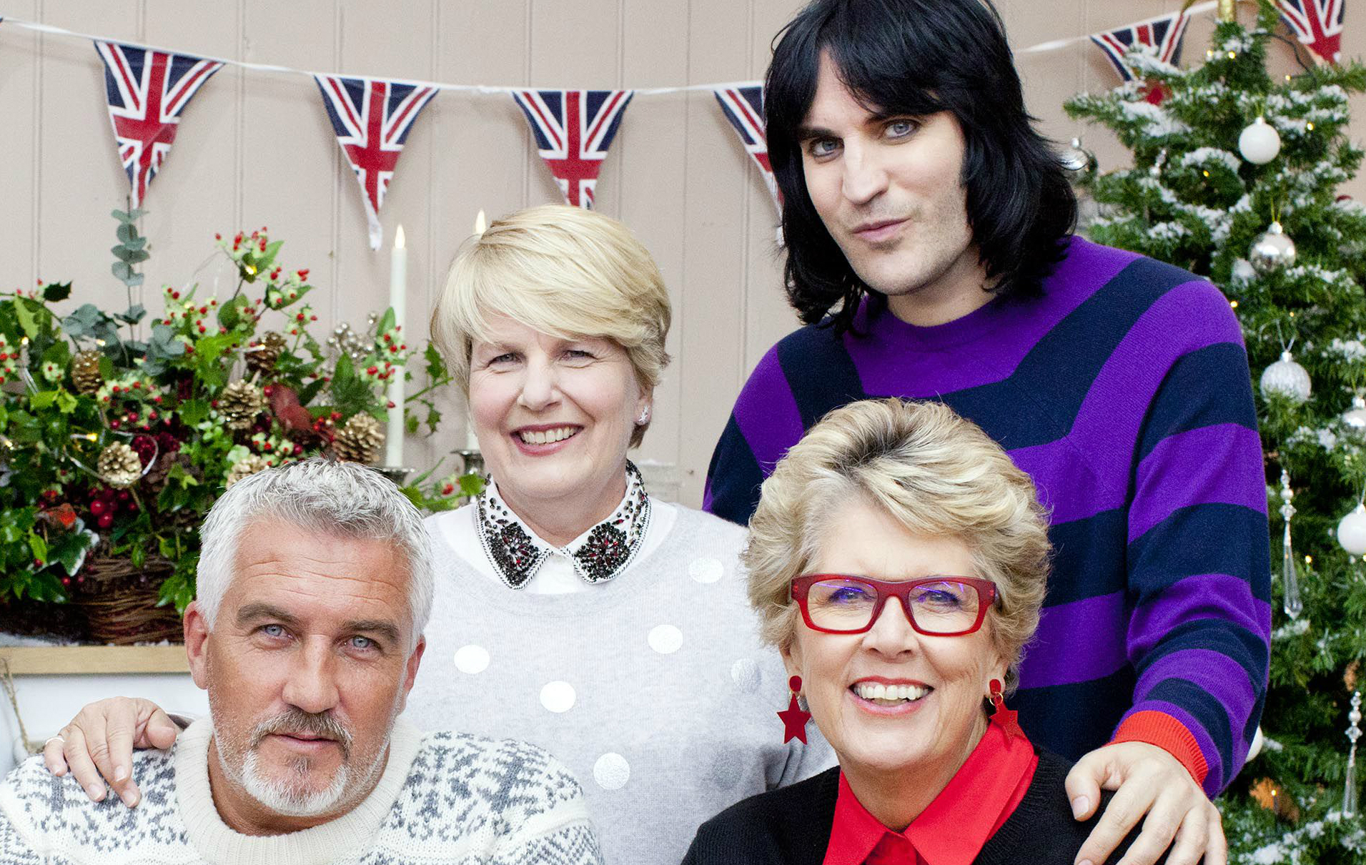 The Great British Bake Off Christmas and New Year's specials