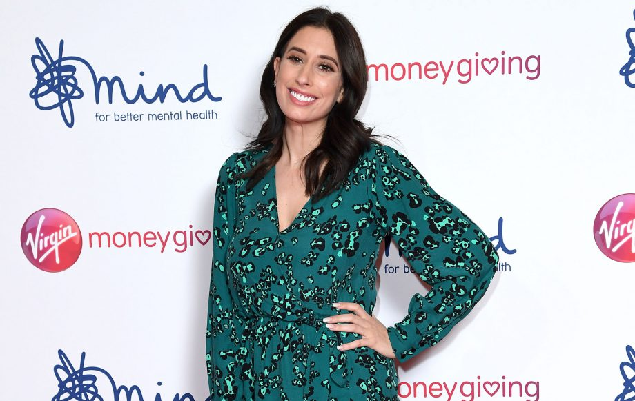 Stacey Solomon is releasing a self-help book about loving your imperfections