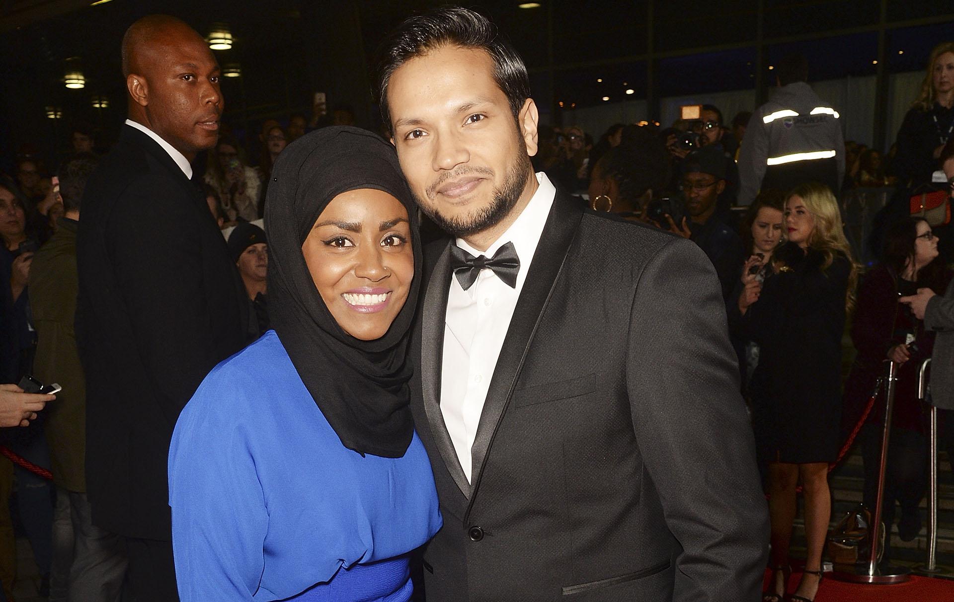 nadiya hussain marries husband second time