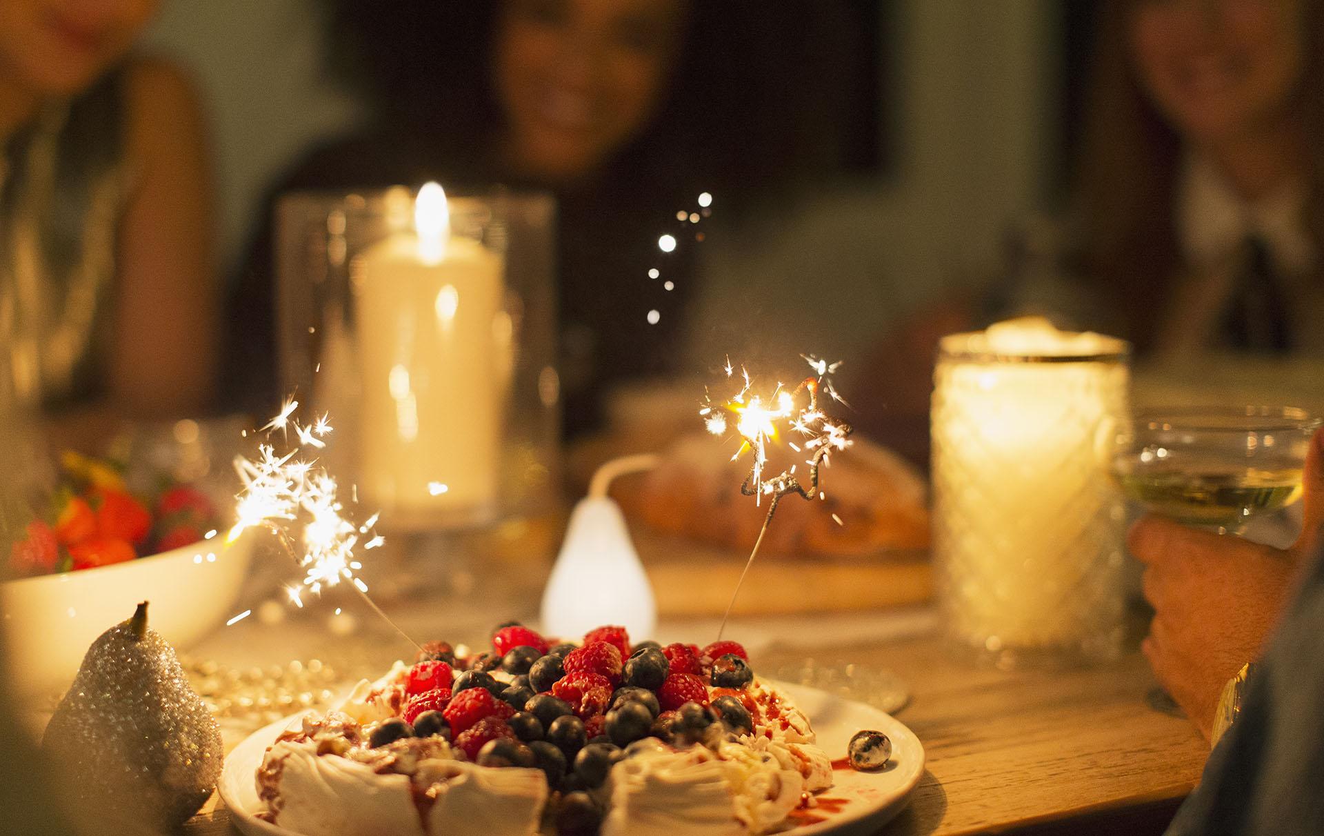 Asda's melt in the middle Christmas dessert
