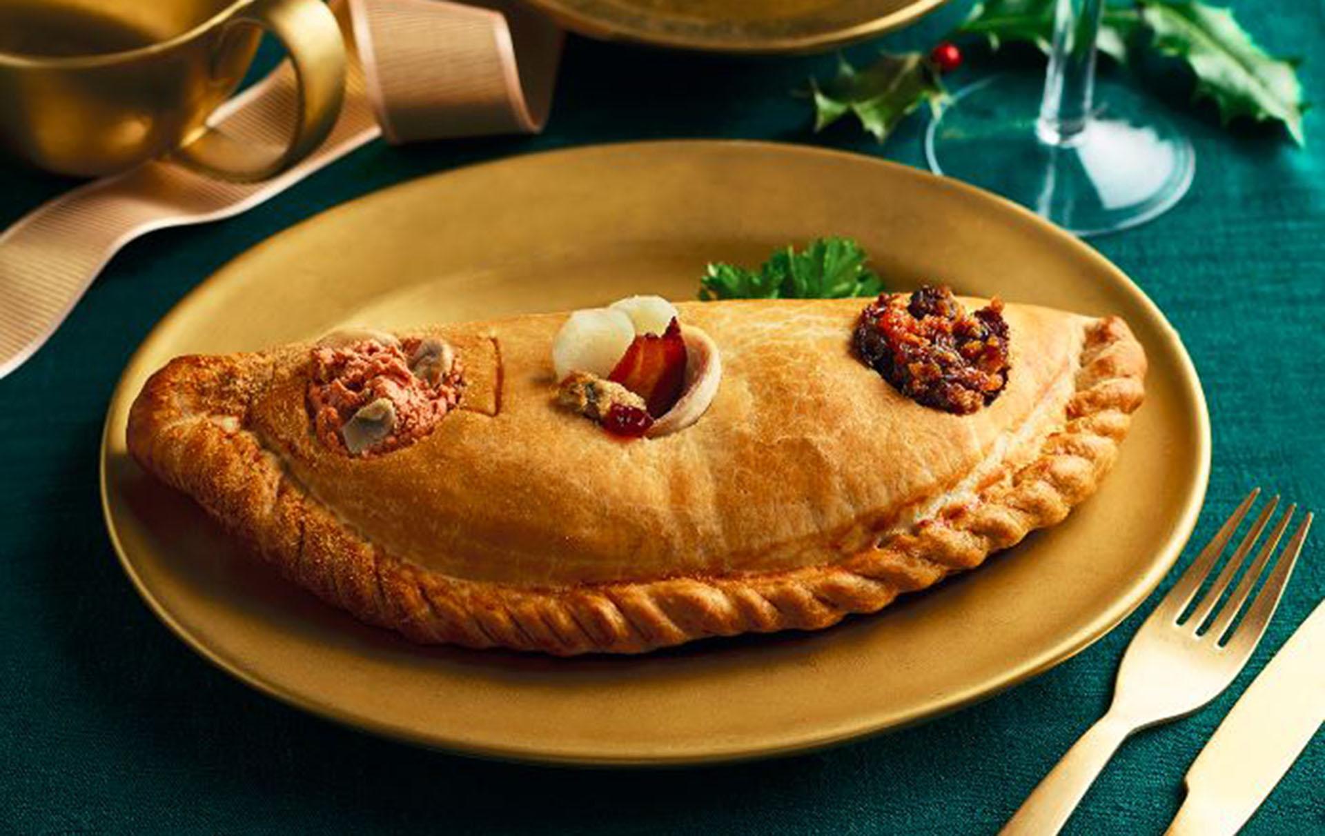 morrisons christmas dinner pasty