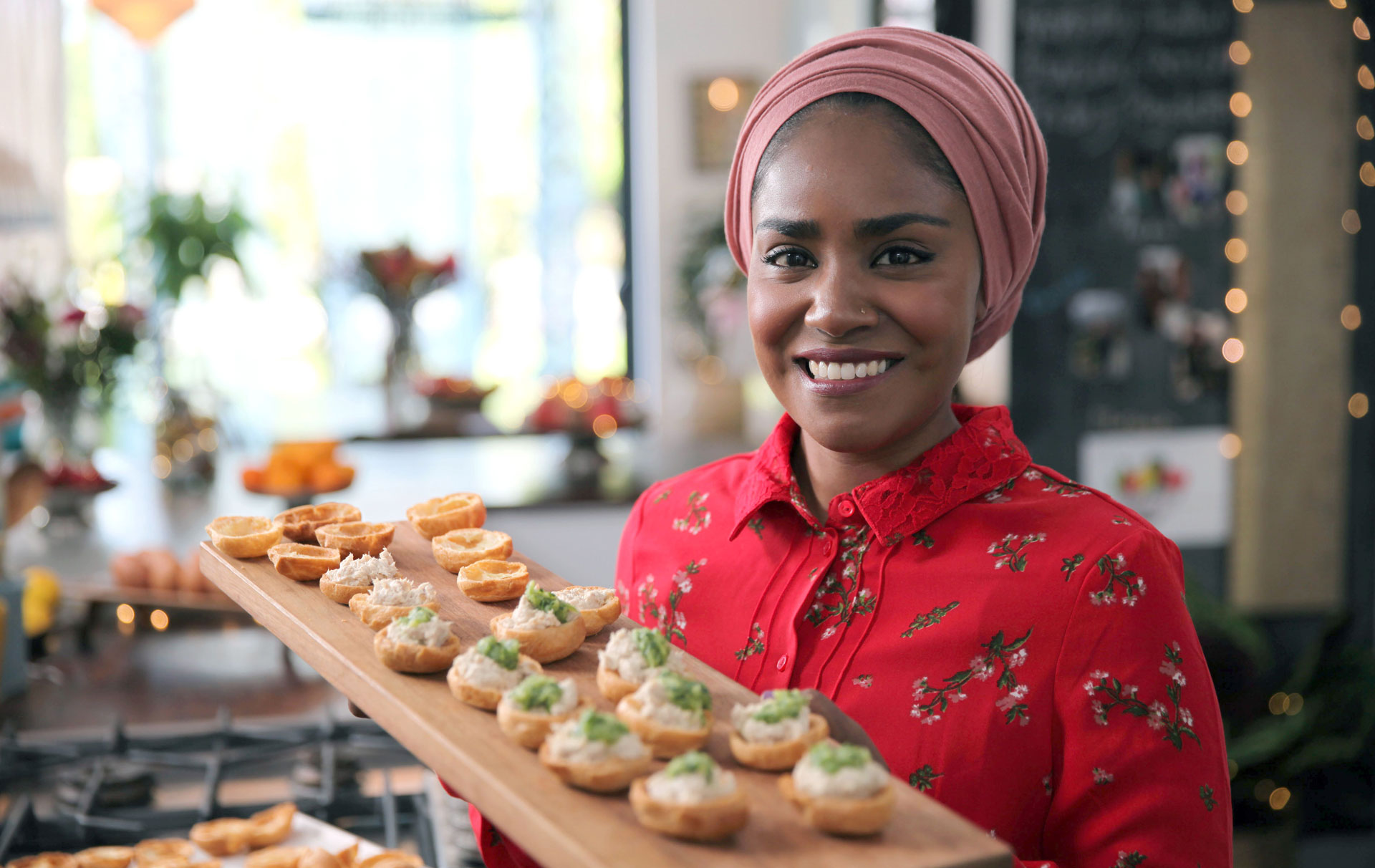 Nadiya S Party Feasts Everything You Need To Know About