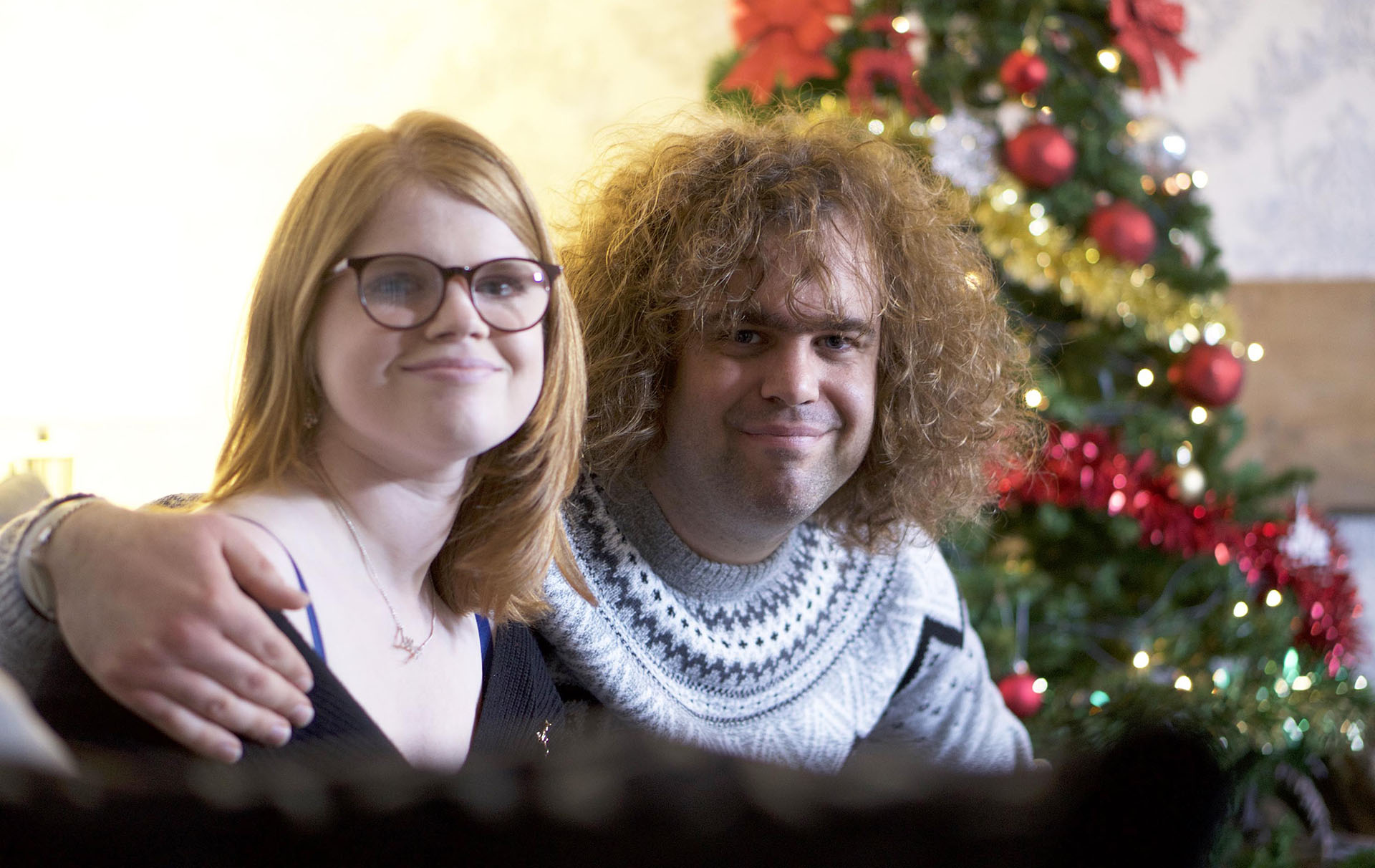 Undateables Daniel Wakeford Lily Taylor engaged