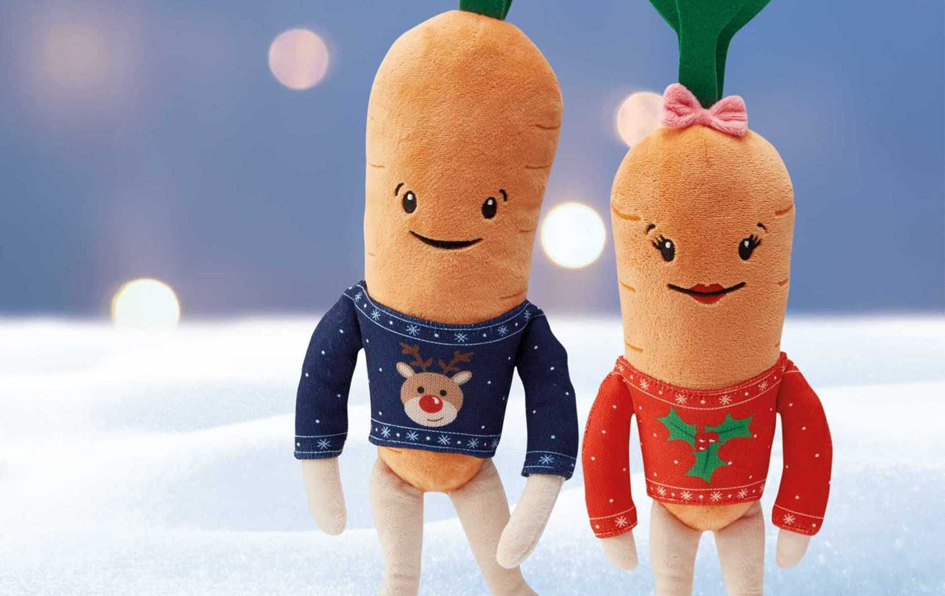 Parents complain about Aldi's Kevin the Carrot