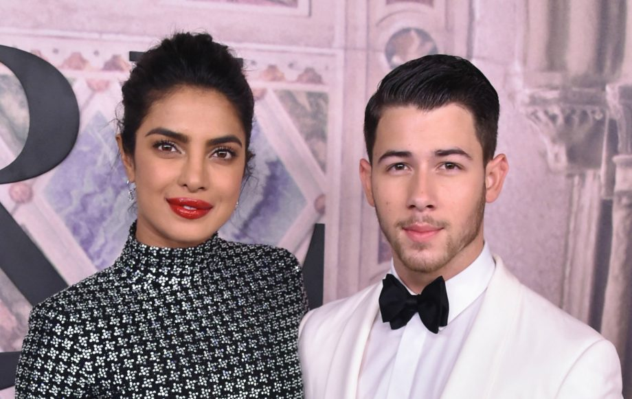 Nick Jonas And Priyanka Chopra Marry In Sensational Hindu Wedding