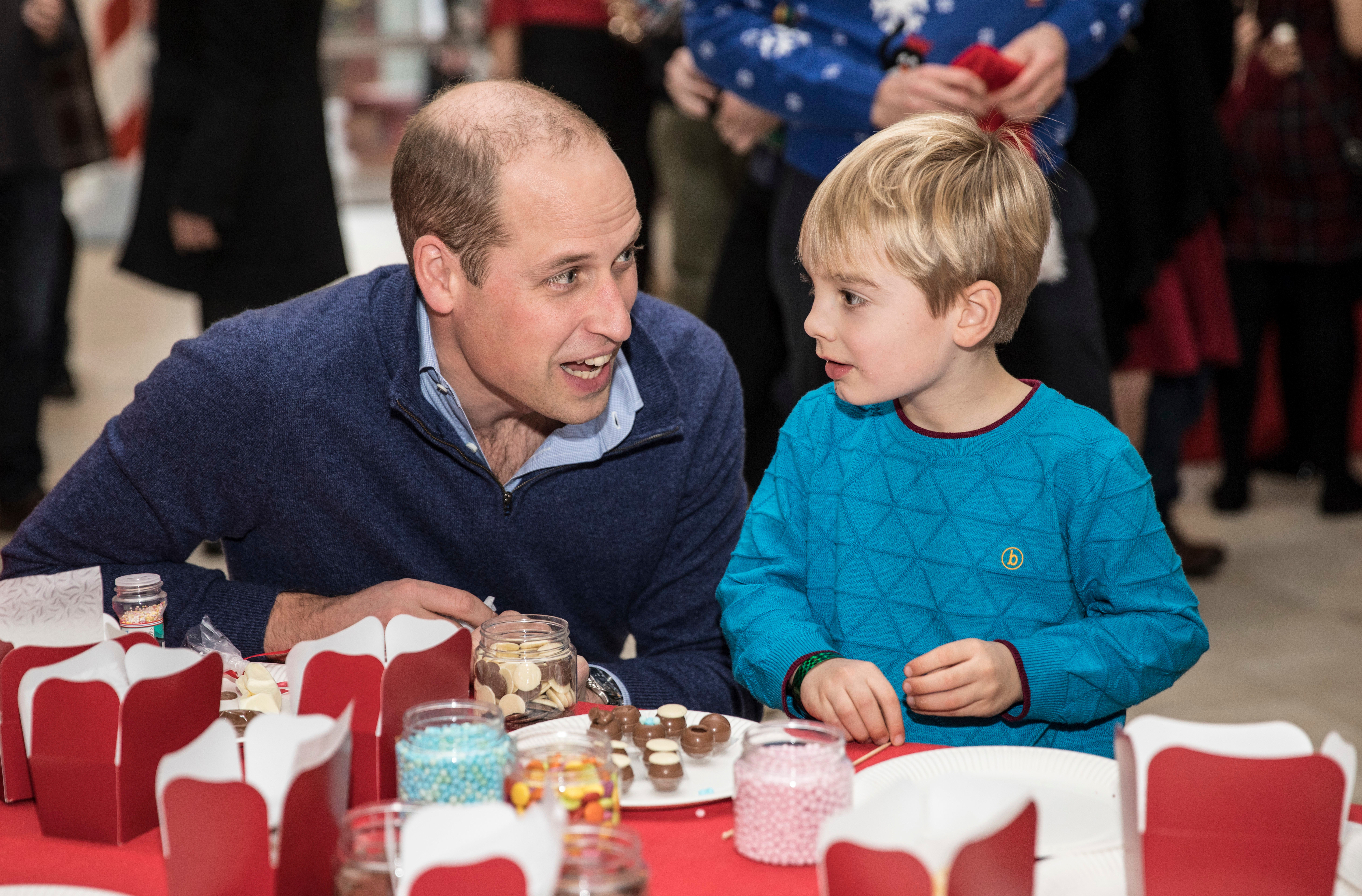 Prince George and Princess Charlotte 'disappointed' they weren't allowed to attend Christmas party with Kate and William