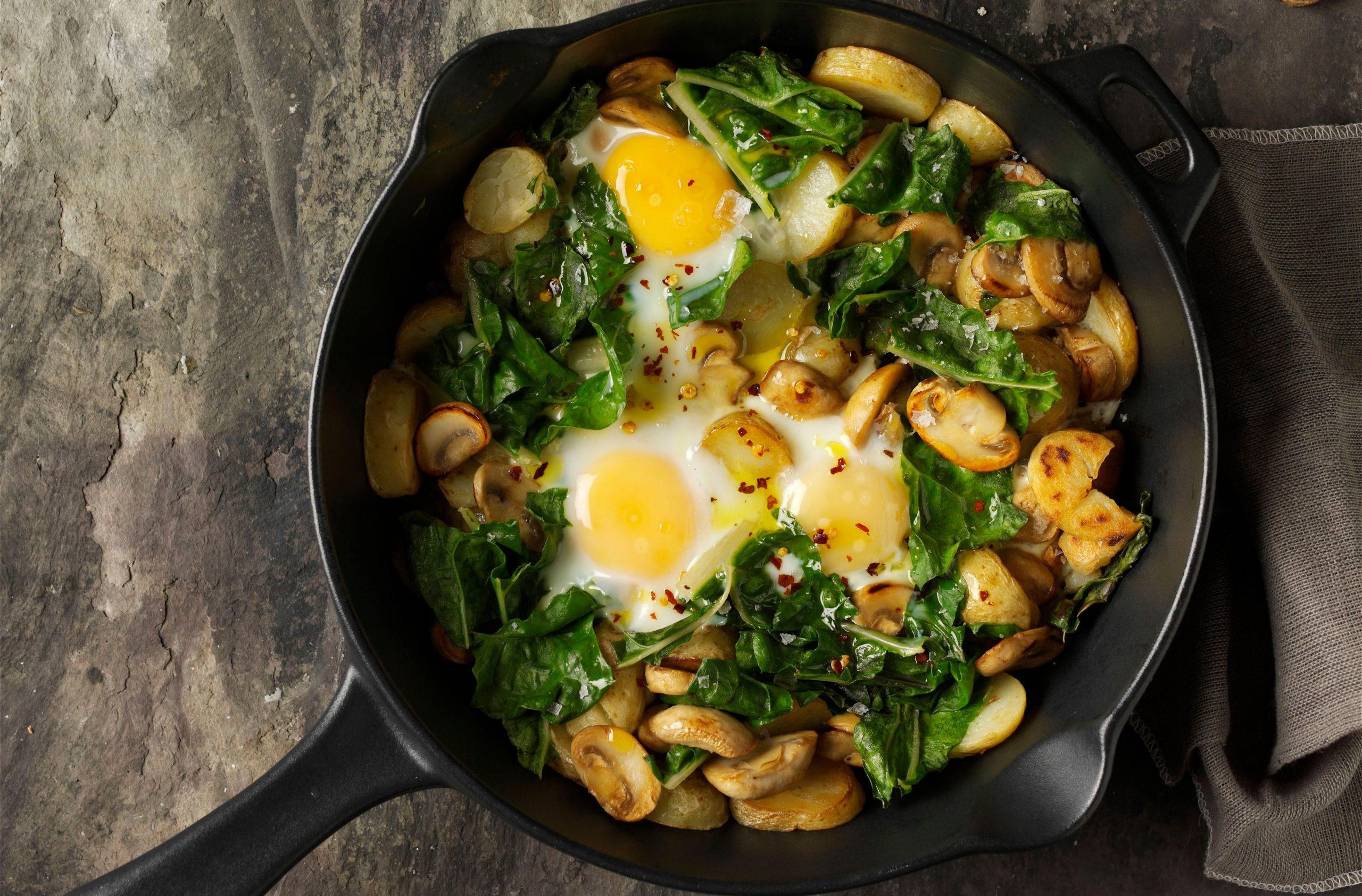 One of 10 new potato recipes