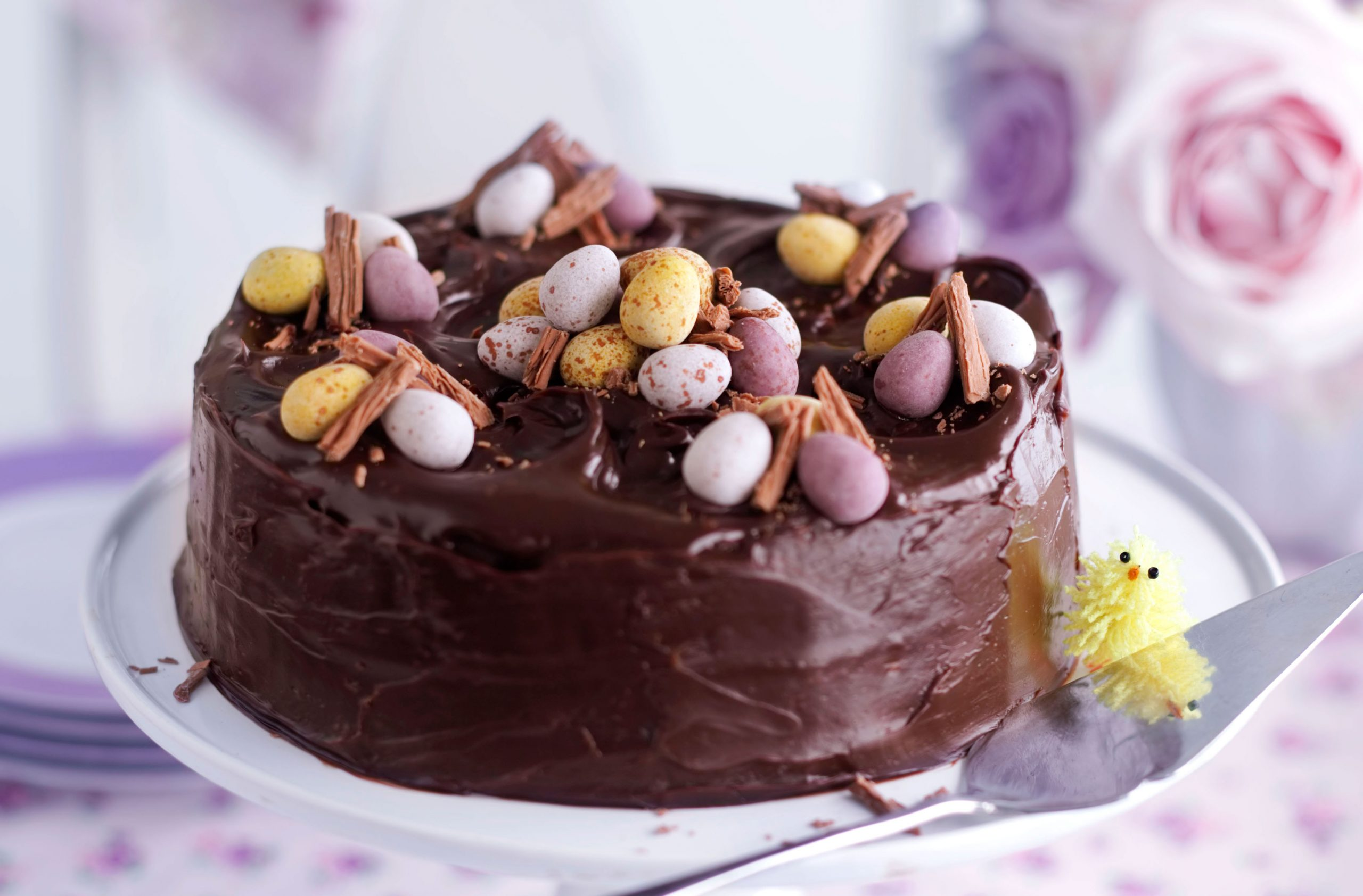 Easter cakes, easter biscuits, easter cupcakes, easter brownies