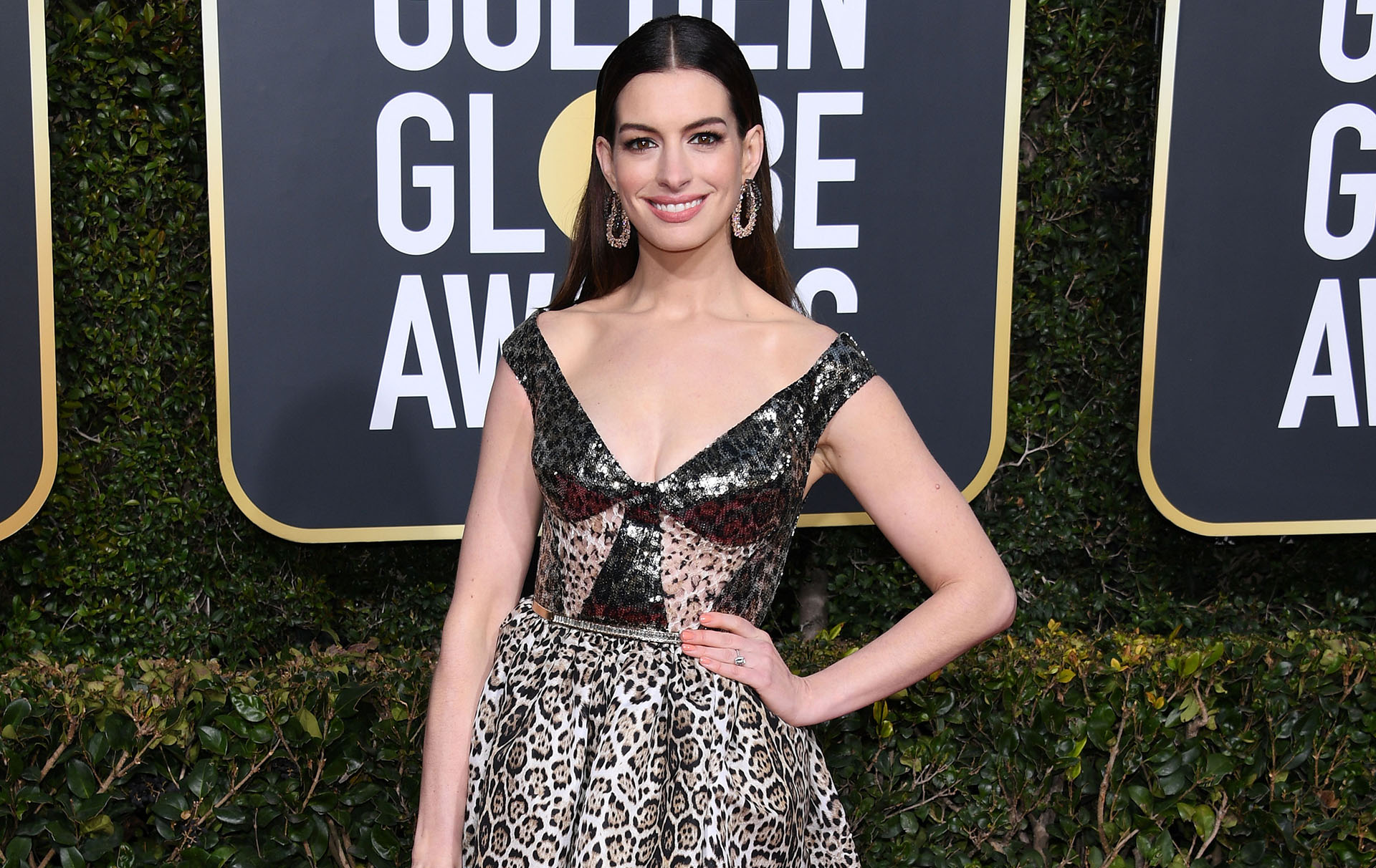 Anna Hathaway quits drinking